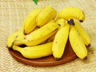 Lady finger bananas 324x243 - Banana - Lady Finger