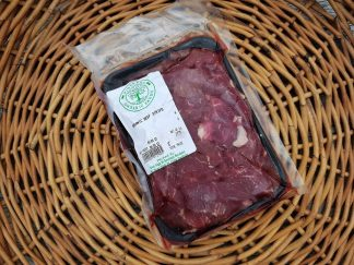 Beef strips 324x243 - Beef - Stir Fry Strips pack