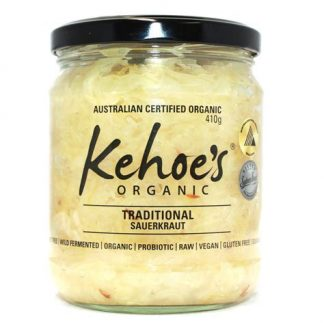 traditional kehoes 410g 324x324 - Sauerkraut - Traditional