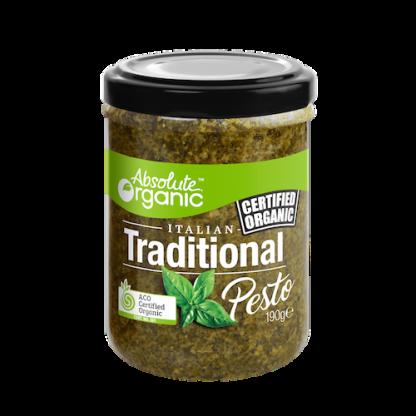Pesto Traditional@2x 416x416 - Dips: Traditional Basil Pesto