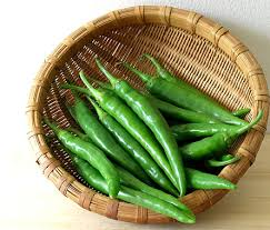 images 1 - Chillies - Green long