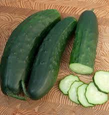 Green cucumber - Leeks - each