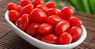 grape tomatoes - Cashew Nuts - Garlic Roasted