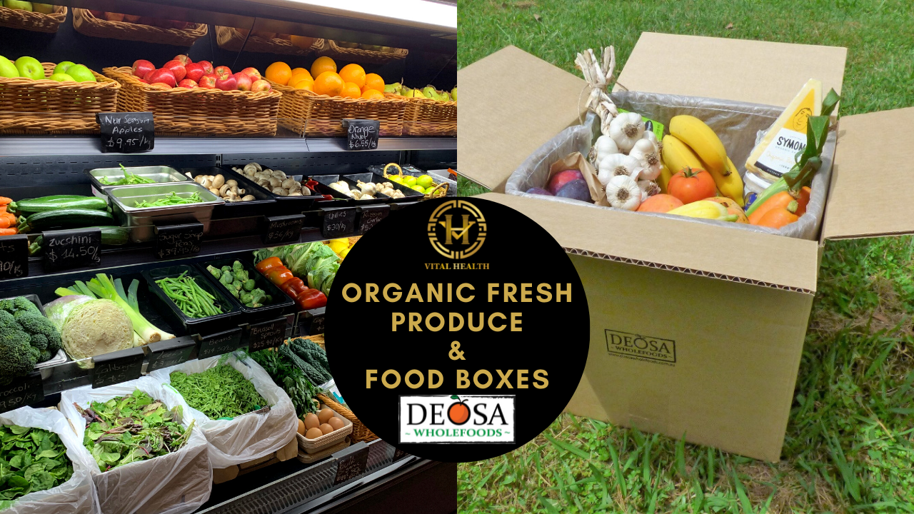 Fresh Produce Food Boxes - Clare and Rose, Seelands