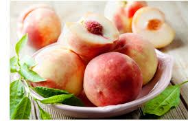 peaches white - Peaches - White