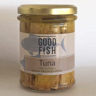 base good fish   skipjack tuna in extra virgin olive oil in glass jar   190g   9336595001001 324x324 - Nectarines - Yellow