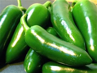 jalapeno chilli 324x243 - Chillies - Jalapeno Green