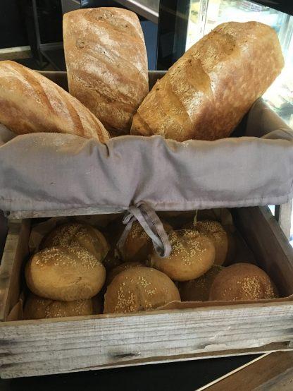Fresh DEOSA bread 416x554 - Fresh Wholewheat Bread - loaf Small
