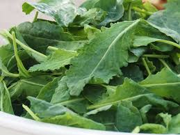 baby kale - Dips: Hommus DEOSA's own
