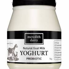 Goats yoghurt - Fresh Milk - Cow's *GLASS Bottle