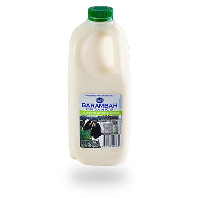 5 - Fresh Milk - Cow's Lactose Free 2L