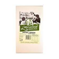 lasagne - Pasta: Gourmet Pennoni Lisci (Large Penne) - Bioitalia