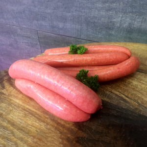 Organic Thin Thick Beef Sausages 300x300 - Apple Juice - Cloudy 1L