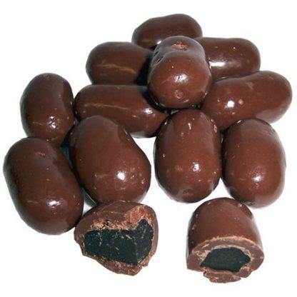 chocolate coated licorice 416x416 - Dark Chocolate Coated Licorice *BULK