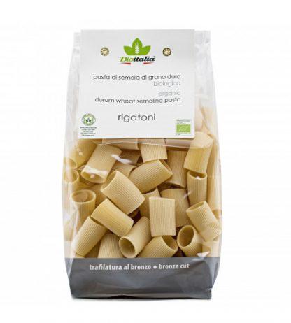 rigatoni 416x462 - Pasta: Gourmet Rigatoni - Bioitalia