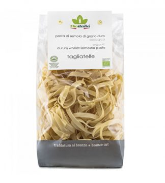 tagliatelle 324x360 - Pasta: Gourmet Tagliatelle - Bioitalia