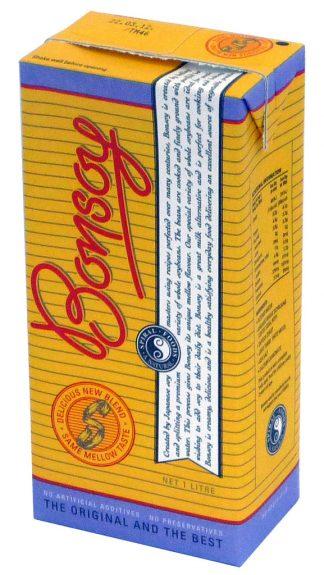 Bonsoy Milk 324x575 - Milk - Bonsoy long life Soy Original 1Lt