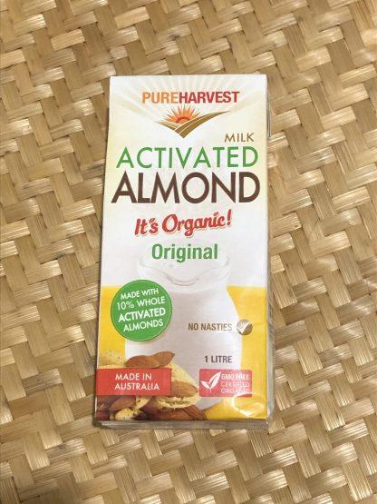 Pure Harvest Activated Almond Milk 416x555 - Milk - Pure Harvest Activated Almond Milk