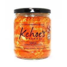 kimchi - Fermented Vegetables - Kimchi