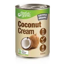 Coconut cream absolute organic - Coconut Cream