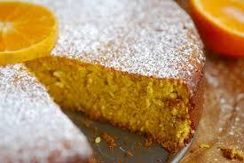 orange almond cake - Orange & Almond Cake (Gluten & grain free)