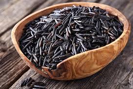 wild rice 2 - Grain - Wild Black Rice