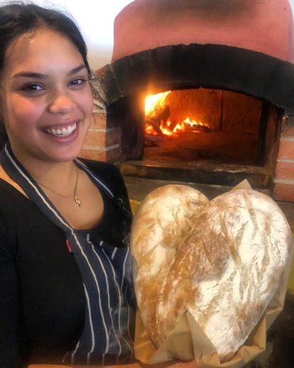 Emmanuelle Bread Fire 416x520 - Fresh Ciabatta