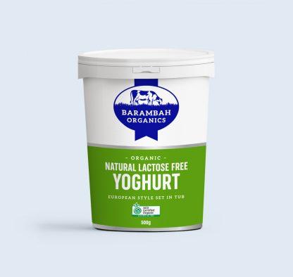 Barambah Yoghurt Lactose Free 416x394 - Yoghurt - All Natural Lactose Free