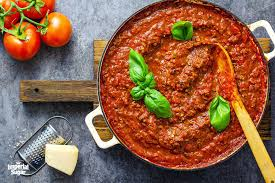 bolognese 3 - Pasta sauce - Fresh Vedura (mixed vegetable)