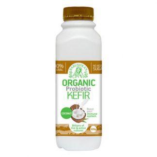 coconut keffir 324x324 - Kefir - Organic Coconut Kefir 500g