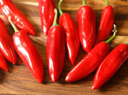 Herbs chilli red - Chillies - Jalapeno Red